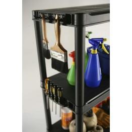 Scaffalatura Plus Shelf 120/5 Scaffale 5 ripiani 120 x 40 x 187 h