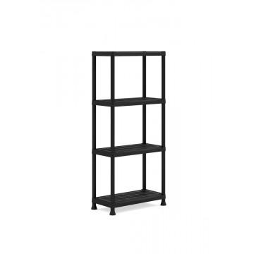 Scaffalatura Plus Shelf 60/4 Scaffale 4 ripiani 60 x 30 x 135 h
