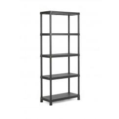 Scaffalatura Plus Shelf 80/5 Scaffale 5 ripiani 80 x 40 x 187 h