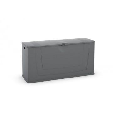 Baule cassone plastica multiuso KARISMA grigio